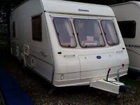 1997 Bailey Hunter Lite 5 Berth Lightweight Caravan