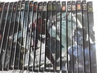 MARVEL ULTIMATE GRAPHIC NOVELS COLLECTION ...PERFECT CONDITION