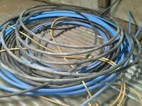 Quantity of water piping