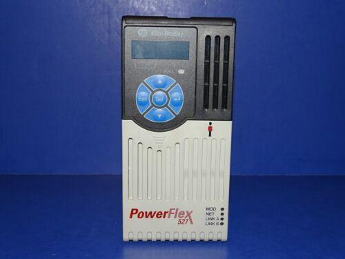 2020 Allen Bradley 25C-D2P3N114 /A PowerFlex 527 AC Drive 1HP