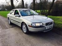 2002 Volvo S80 2.4 S 20v Automatic 5 Dr Saloon