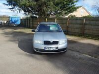 2001 skoda fabia PRICE REDUCED TO CLEAR!!