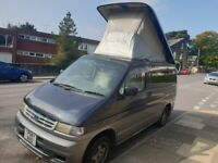 Ford Freda 2.5L Diesel Auto 4x4 Campervan (Mazda Bongo)
