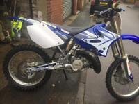 Yz125 road reg ride on cbt