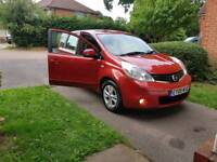 2009 Nissan Note Acenta in Immaculate condition