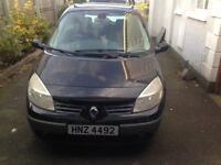 RENAULT SCENIC 1.5 DCI LOW MILES