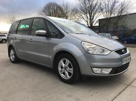 FORD GALAXY 2007 2.0 TDCI ZETEC 5dr, 7 SEATER, NEW MOT, FULL SERVICE HISTORY, CAM BELT CHANGED