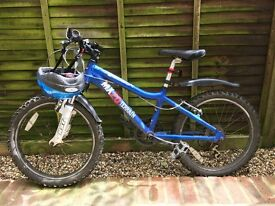 Ridgeback MX20 Terrain child's bicycle