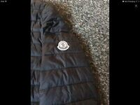 Men's moncler coat new size large more like a medium