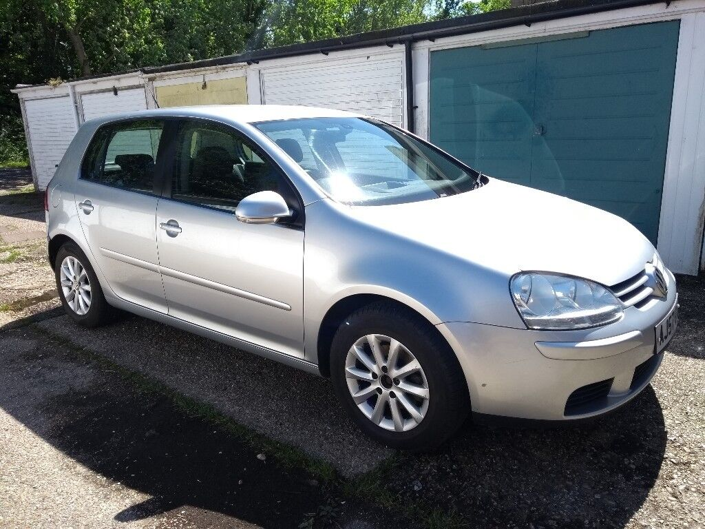 Superb VW Golf 1.6 FSi Match Manual MOTed Drives very well Bluetooth CD  player 2 owners 2 keys