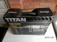 Titan Model 278, 1500 watt corded SDS rotary hammer drill