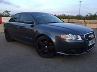 Audi A4 new mot 2.0T Petrol automatic HPI clear
