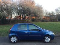 2002 Fiat Punto Hatchback ACTIVE Manual Petrol 1.2L.BRILLIANT DRIVE.LONG MOT.E/W.2 KEYS.GREAT CAR.