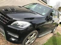Mercedes Benz ML 350 Bluetec