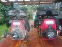 Honda gxh50 engines suitable for belle minimix mixer