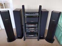 Premium Kenwood Home HiFi / Stack Stereo Sound System BARGAIN RRP £4000
