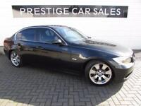 BMW 3 SERIES 2.5 325I SE 4d 215 BHP (black) 2006