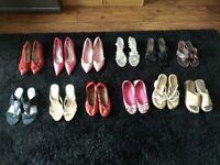 Shoes, heels, sandals, pumps