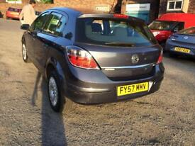 Vauxhall Astra Life 1.8 sport Automatic Low Milage