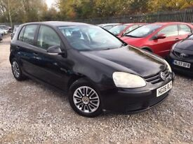 Volkswagen Golf 1.9 TDI S Hatchback 5dr Diesel Manual, LONG MOT. 1 FORMER KEEPER. 2 KEYS. HPI CLEAR