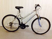 Ladies Mountain bike 21 speed,Ideal for Commuting