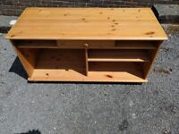 Wooden TV and Media Unit/Cabinet