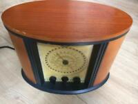 Vintage Spirit of St Louis Radio