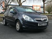 XMAS SALE!! VAUXHALL CORSA 1.0 3 DOOR *12 MONTHS MOT *CHEAP INSURANCE *IDEAL FIRST CAR *P/X