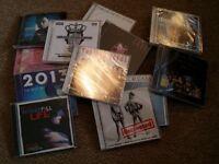 Mojo Presents... Sealed CDs x 14