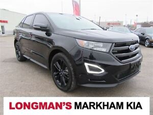 2016 Ford Edge Sport One Owner Fully Loaded