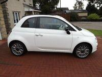 Fiat, 500, Hatchback, 2015, Manual, 1242 (cc), 3 doors