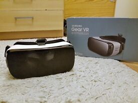 Samsung Gear Oculus VR excellent Condition with box, £45 only used twice