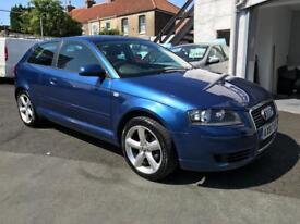 2007 07 Audi A3 1.6 Special Edition *Full History* Broad Street Motor Co