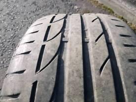 Bridgestone potenza tyres 235 40 18