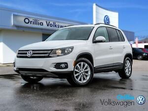 2013 Volkswagen Tiguan BLUETOOTH, 4MOTION, PANORAMIC SUNROOF