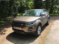 Range Rover Evoque ED4 Pure Tech