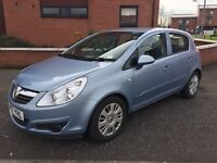 2008 Vauxhall Corsa 1.3 Diesel Club, only 67000 miles , full history, stunning car