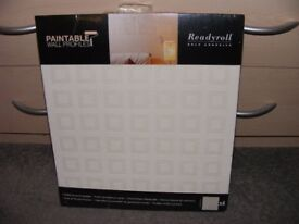A pack of 4 NEW Readyroll self adhesive paintable wall profiles