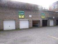 £400 PCM for a secure garage on lanark Place