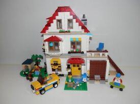 Lego Creator 31069 - Modular Family Villa