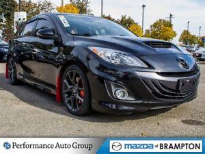 2013 Mazda Mazdaspeed3 MSP3. ALLOYS. NAVI. CRUISE CTRL. HTD SEAT