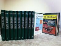 Marshall Cavendish On The Road 10 Full Volumes For Sale