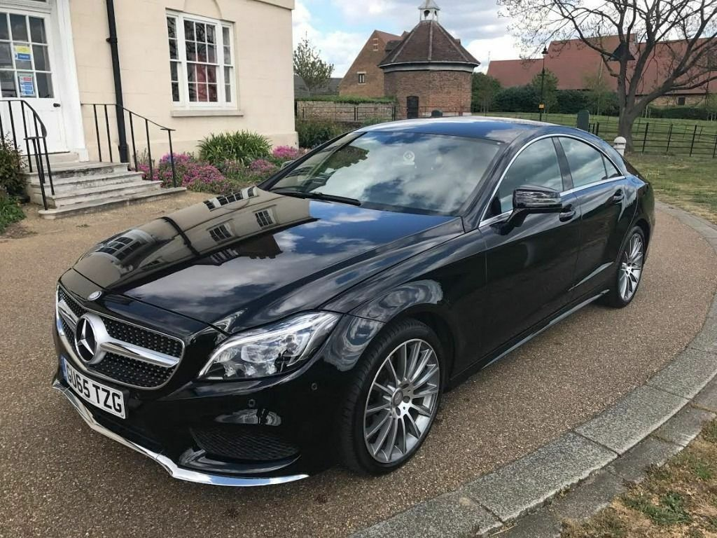2015 65 reg mercedes cls 220 d amg line 2 1 diesel auto fsh hpi clr vgc vat qualifying benz. Black Bedroom Furniture Sets. Home Design Ideas