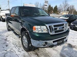 2008 Ford F-150 XLT Supercrew 4x4