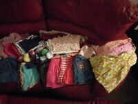 Girls clothing bundle 2/3 years