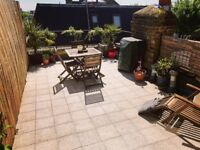 Amazing 1 bed flat with roof terrace in West Hampstead NW6
