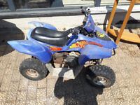 CHILDS QUAD BIKE SPARES OR REPAIRS IN YEOVIL