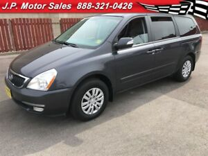 2014 Kia Sedona LX, Automatic, Third Row Seating