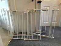 Lindam door gates and stair gates