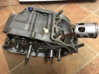 Yamaha rxs 100 engine